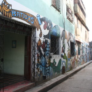 Reise Hunter Kuba Camagüey street art