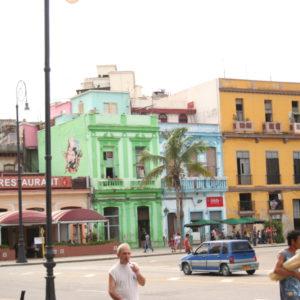 Reise Hunter Havana Casco Viejo
