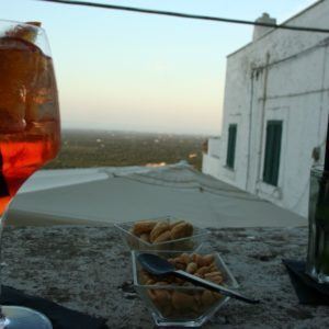 Reise Hunter Italien Ostuni Sundowner