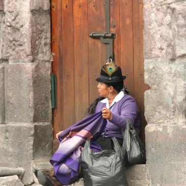 Land Nummer Drei – Ecuador: Irgendwo in den Anden