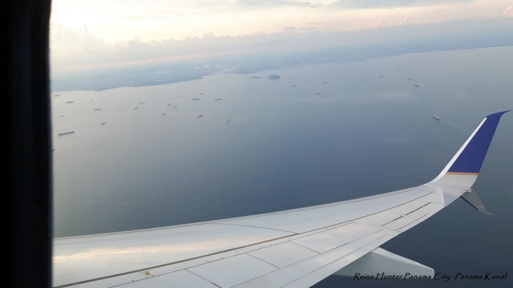 Reise Hunter Panama Kanal
