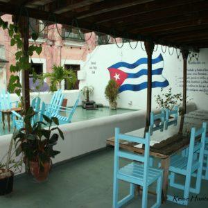 Reise Hunter Kuba Havana Casa Vieja 1840 Rooftop