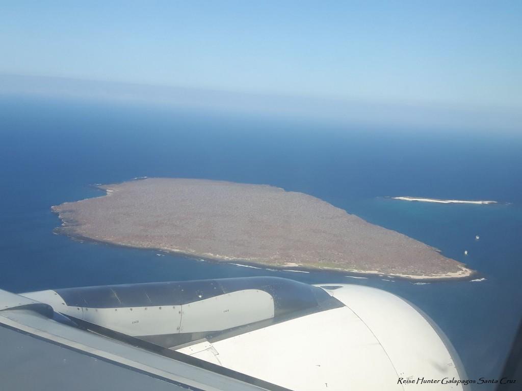 Reise Hunter Galapagos Baltra