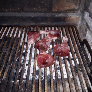 Reise Hunter Galpagos Thunfisch Grill