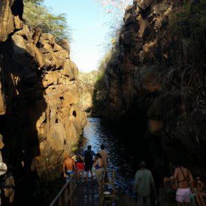 Reise Hunter Galapagos Bucht