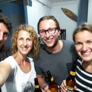 Reise Hunter Galapagos Grill Gang