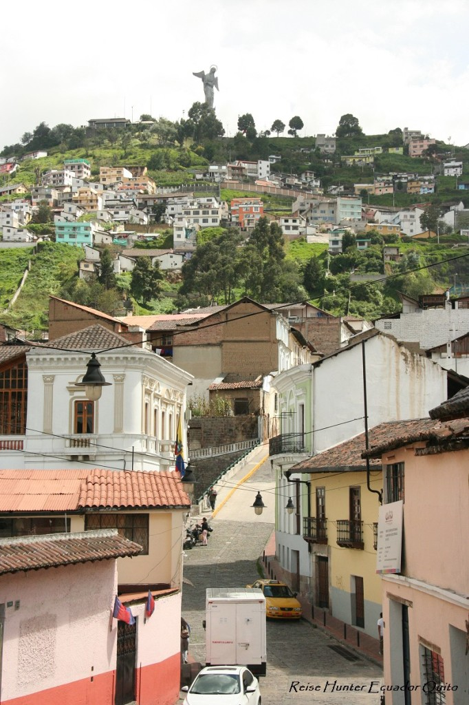 Reise Hunter Quito City View