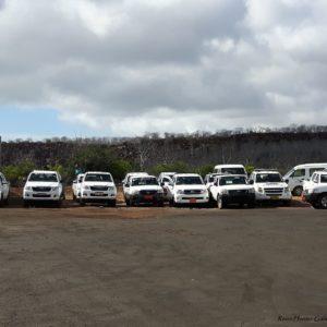Reise Hunter Galapagos Santa Cruz Taxi