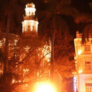Reise Hunter Kuba Havana Parque Mayor