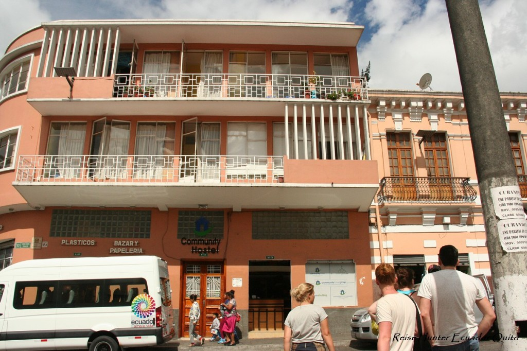 Reise Hunter Quito Community Hostel2