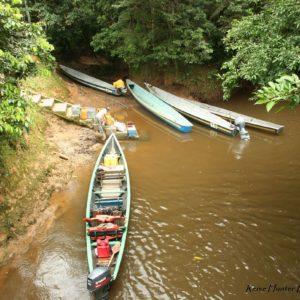 Reise Hunter Ecuador Amazonas CuyabenoAnkunft