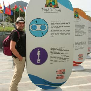 Reise Hunter Mitad del Munde Info2