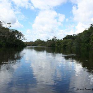 Reise Hunter Amazonas Cuyabeno Fluss