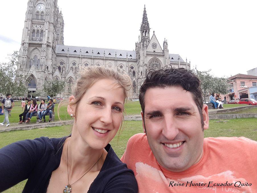 Reise Hunter Ecuador Quito Basilica DuJ
