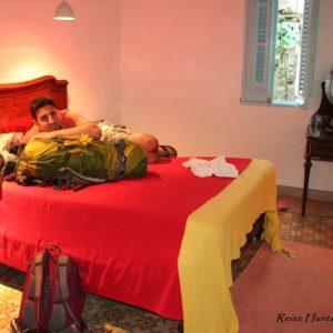 Reise Hunter Kuba Havana Casa Vieja 1840 Zimmer