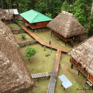 Reise Hunter Ecuador Cuyabeno GuacamayoLodge