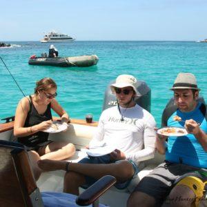 Reise Hunter Galapagos Boot
