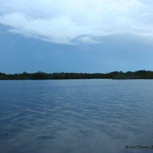 Reise Hunter Ecuador Amazonas See