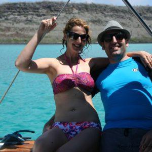 Reise Hunter Galapagos Santa Cruz Boot