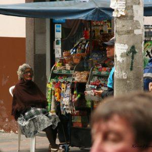 Reise Hunter Quito Straßenverkauf2