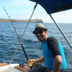 Reise Hunter Galapagos Santa Fe Angeln