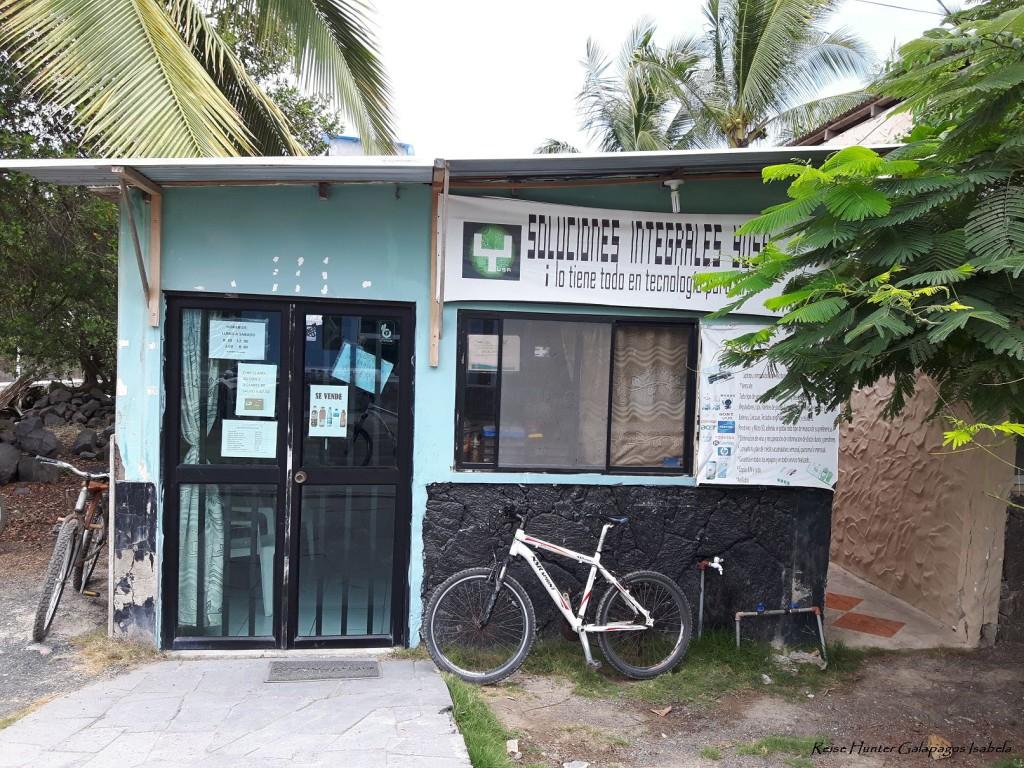 Reise Hunter Galapagos  IT Shop