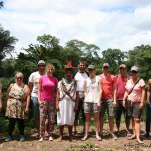 Reise Hunter Amazonas Schamane