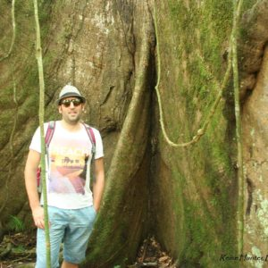 Reise Hunter Amazonas Riesenbaum D