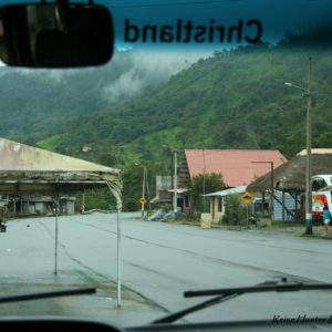 Reise Hunter Ecuador Andenland Pause