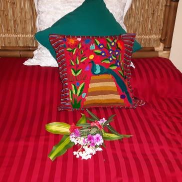 Guacamole und Burritos bei den Maya