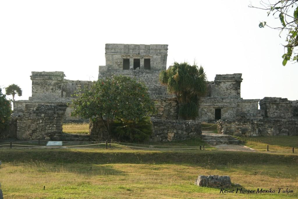 Reise Hunter Mexiko Maya Ruine Tulum 2