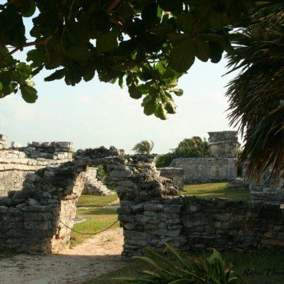 Reise Hunter Mexiko Tulum Maya Ruine 3