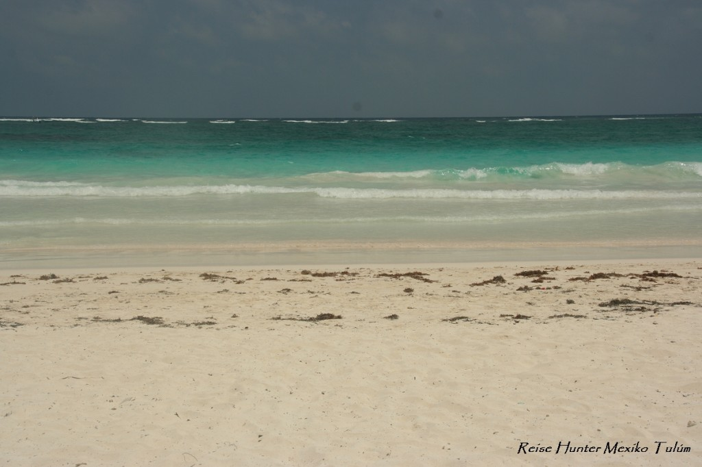 Reise Hunter Tulum Strand