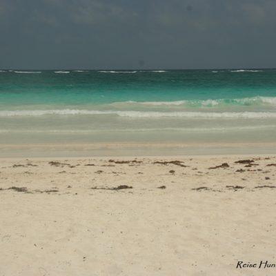 Reise Hunter Tulum Strand