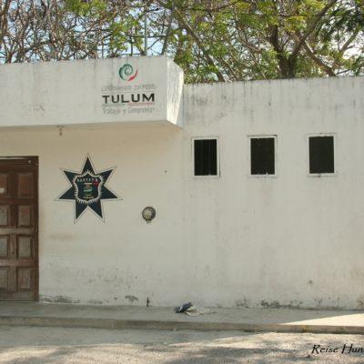 Reise Hunter Mexiko Polizeistation
