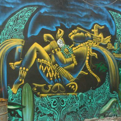 Reise Hunter Mexiko Maya Kunst