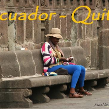 Ecuador – Quito