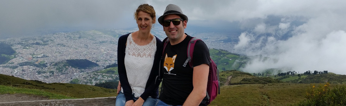 Reise Hunter Quito Teleferico
