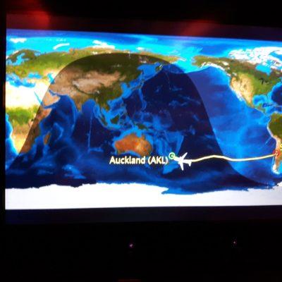 Reise Hunter Flug Peru Neuseeland