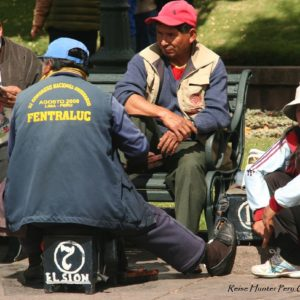 Reise Hunter Cusco Herren Pause