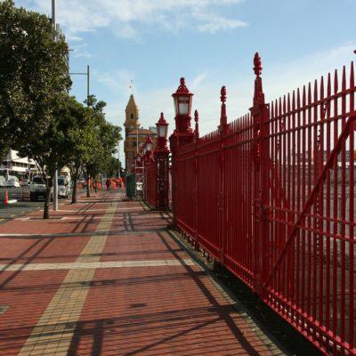 Reise Hunter Neuseeland Auckland Hafenarea