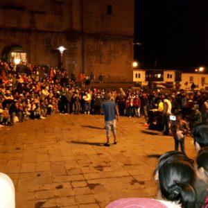 Reise Hunter Cusco Abendunterhaltung