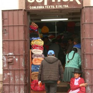Reise Hunter Cusco Stoffladen