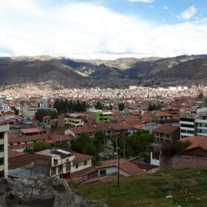 Reise Hunter Cusco View