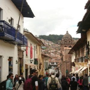 Reise Hunter Cusco CityLife