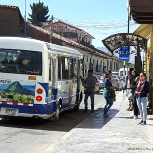 Reise Hunter Cusco BusFahren