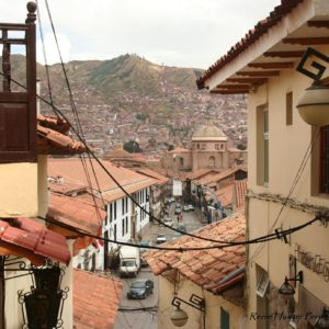 Reise Hunter Cusco Aussicht