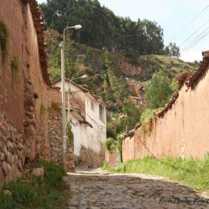 Reise Hunter Cusco Nebenstraße