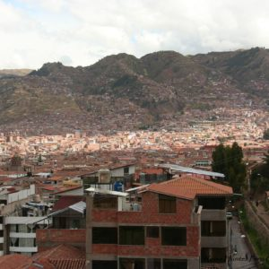 Reise Hunter Cusco Talblick