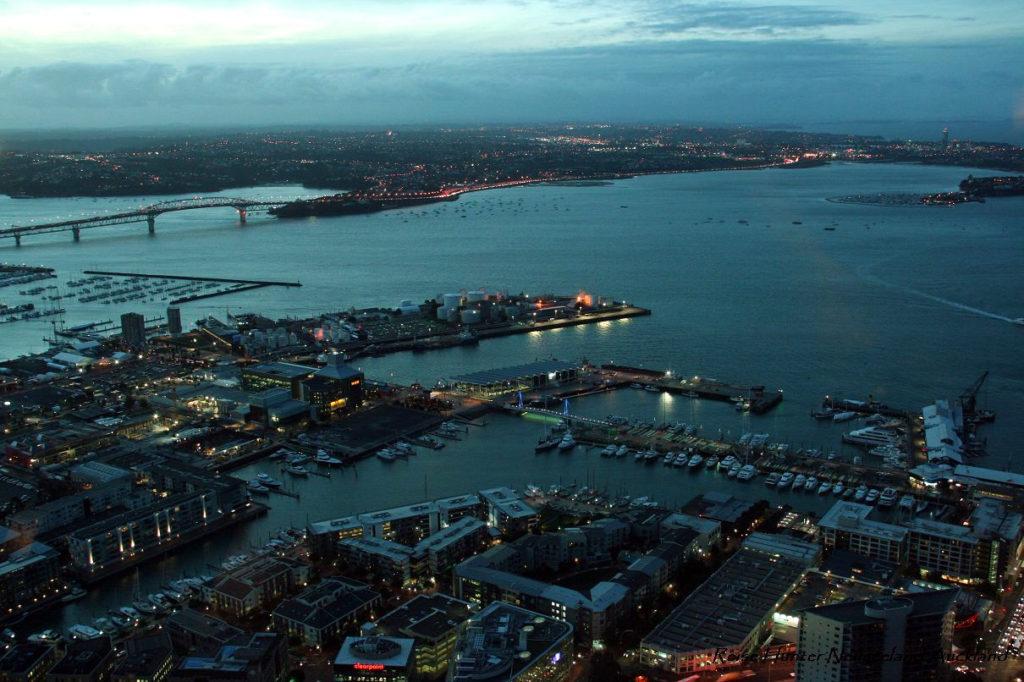 Reise Hunter Neuseeland Auckland Segelhafen